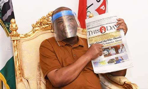 Wike slams N7bn libel suit against THISDAY newspapers