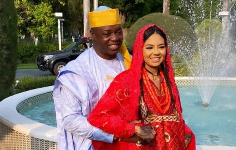 Oil magnate, Indimi gives out daughter in marriage to Kogi prince