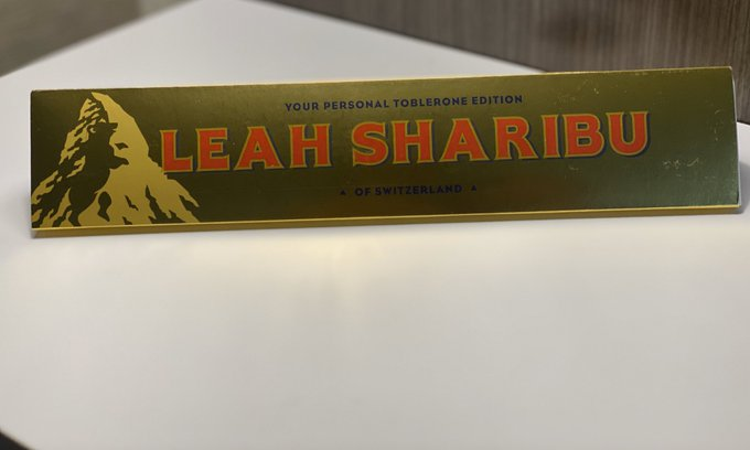 Swiss chocolate firm joins call for Leah Sharibu's release
