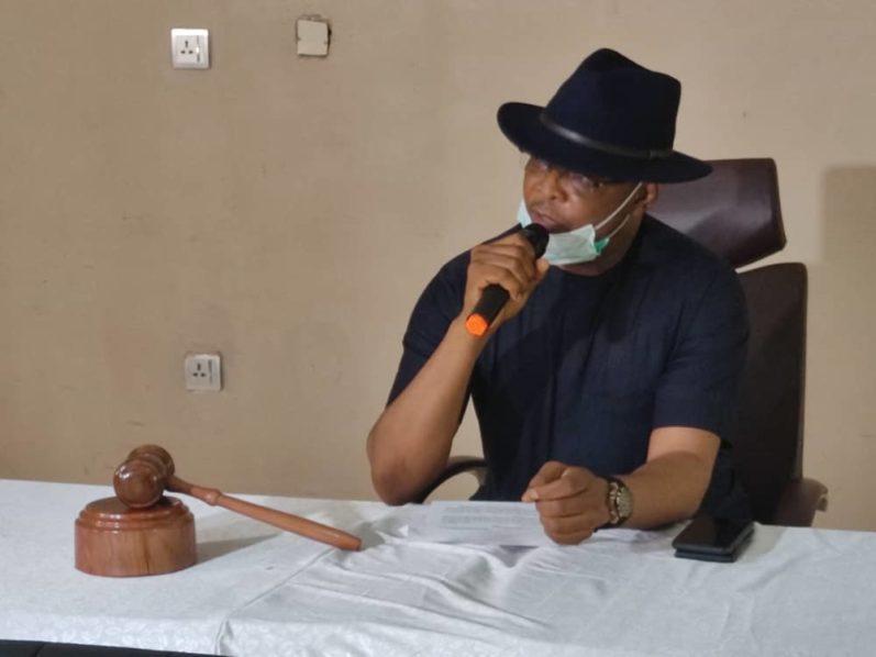 17 Edo lawmakers 'impeach' speaker, deputy