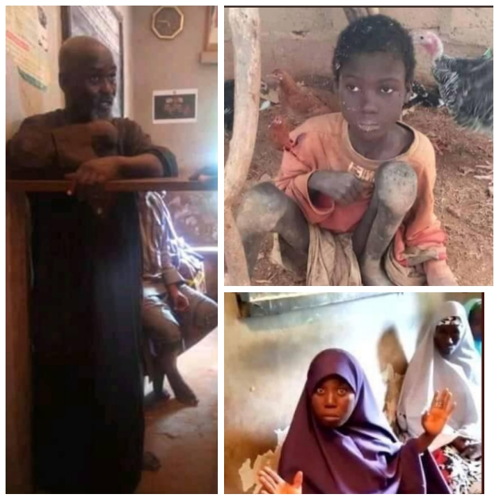 Police arrest father, stepmothers who chained boy for two years
