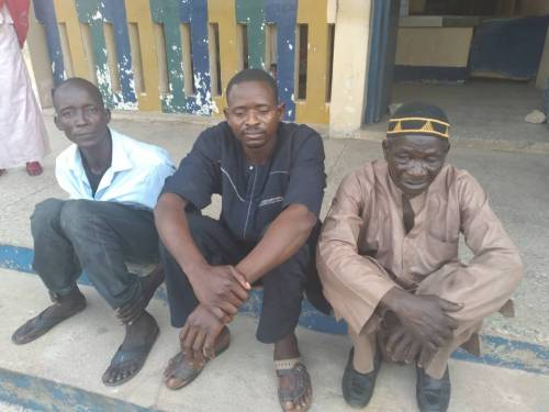 Police arrest 65-year-old man, two others for raping minor repeatedly in Taraba