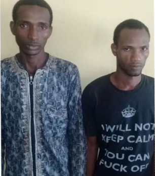 Two herdsmen arrested for robbing family, defiling their 16-year-old daughter