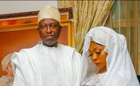 Lagos police commissioner, Odumosu weds socialite, Folashade Omotade