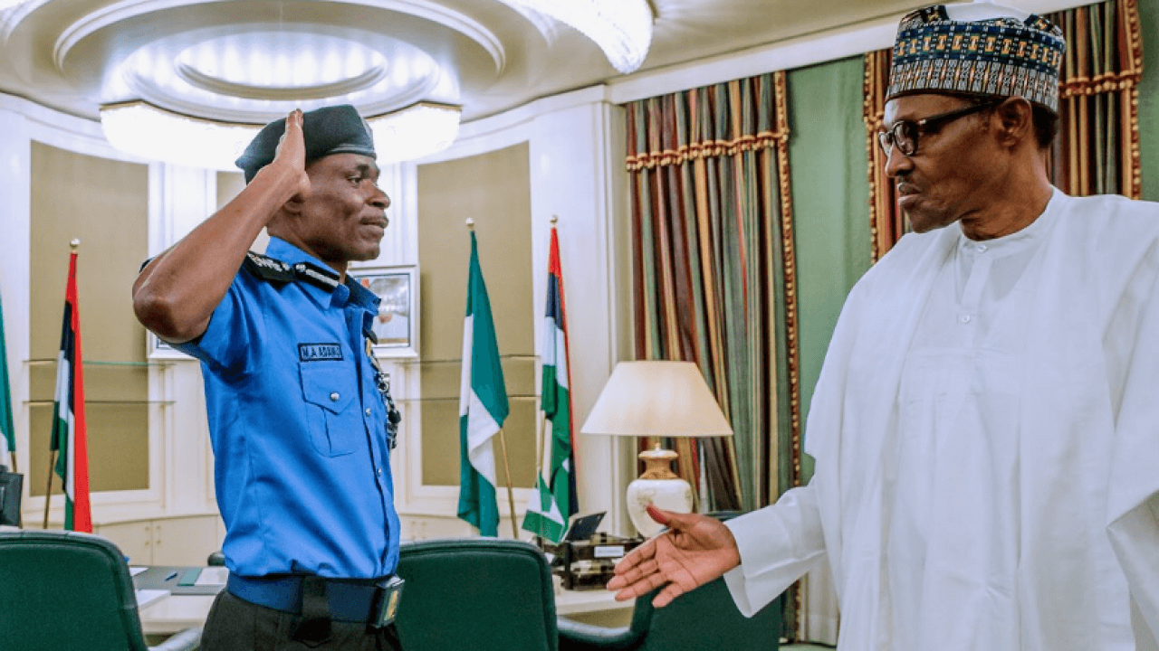 IGPs to stay in office maximum four years as Buhari signs Police Act bill