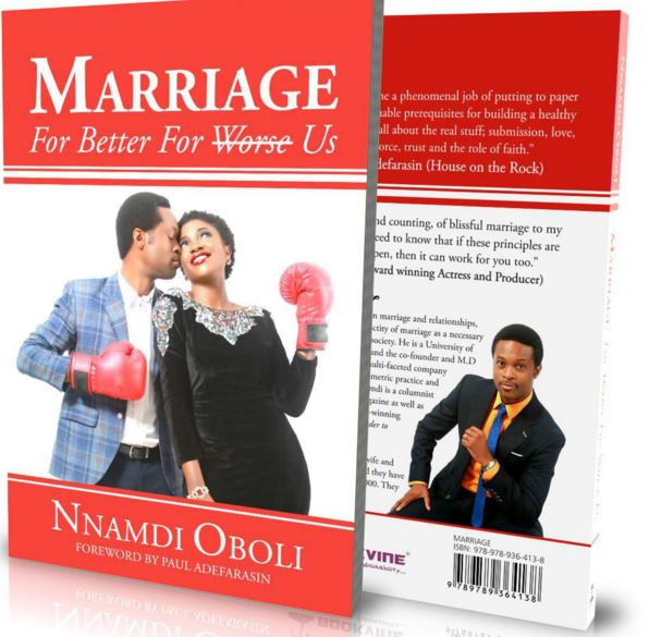 Marriage, For Better For Us by Nnamdi Oboli