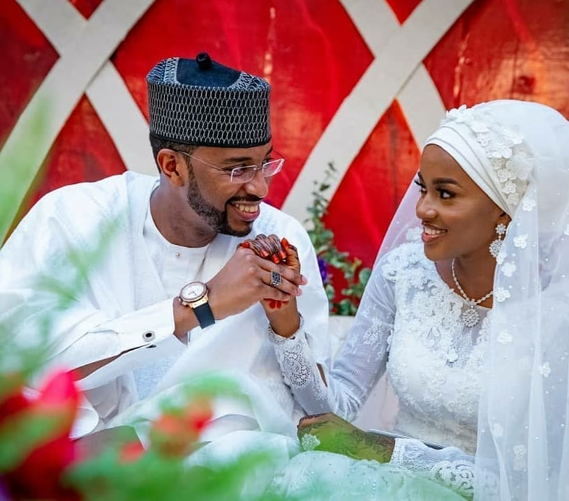 Buhari holds private wedding ceremony for daughter, Hanan