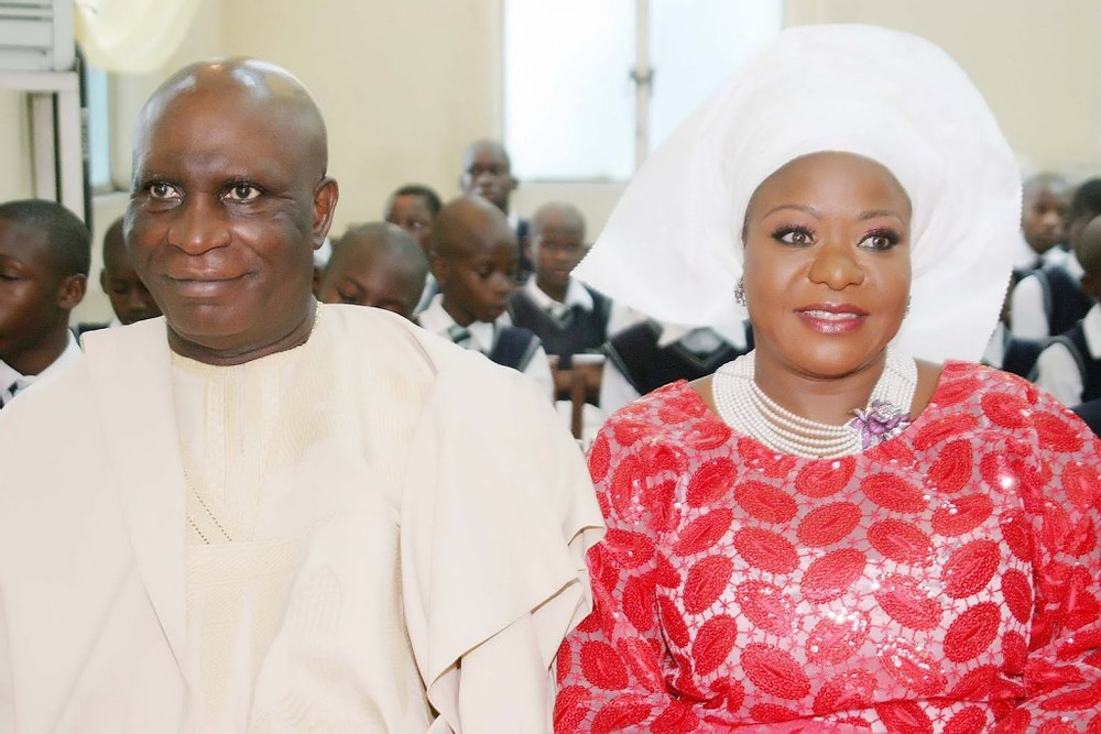 Ex High Commissioner to UK, Justice Oguntade's marriage packs up + all the juicy details