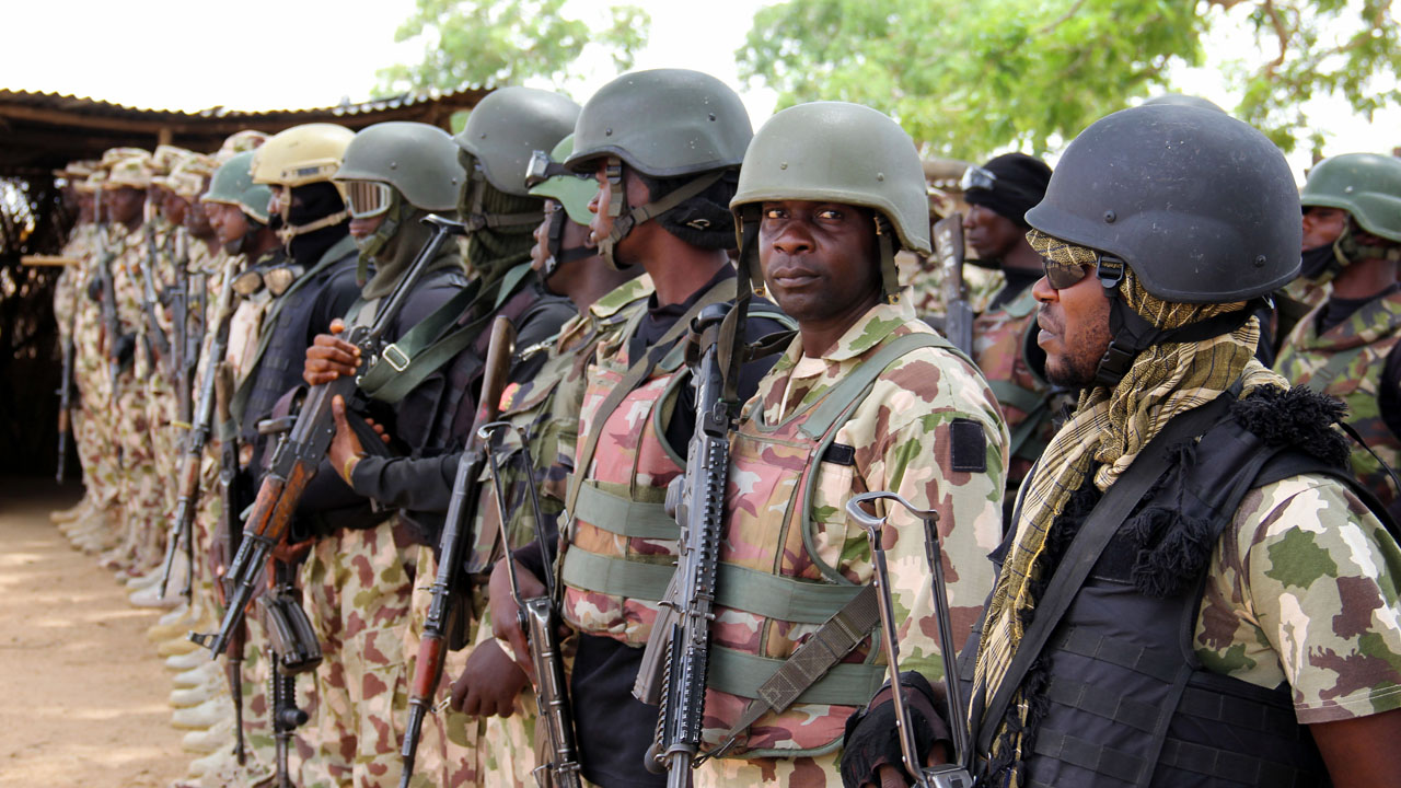 Generals, colonels, captains, others in Nigerian Army redeployed