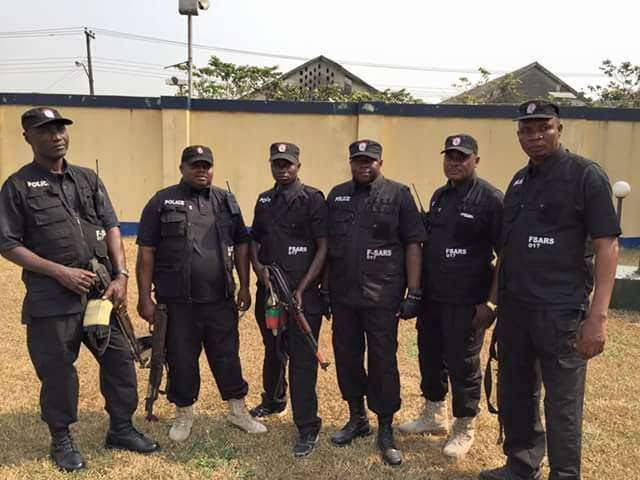 Police service commission to dismiss 37 ex-SARS operatives