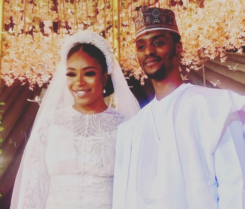 El-Rufai's son, Bashir ties the knot with partner, Halima