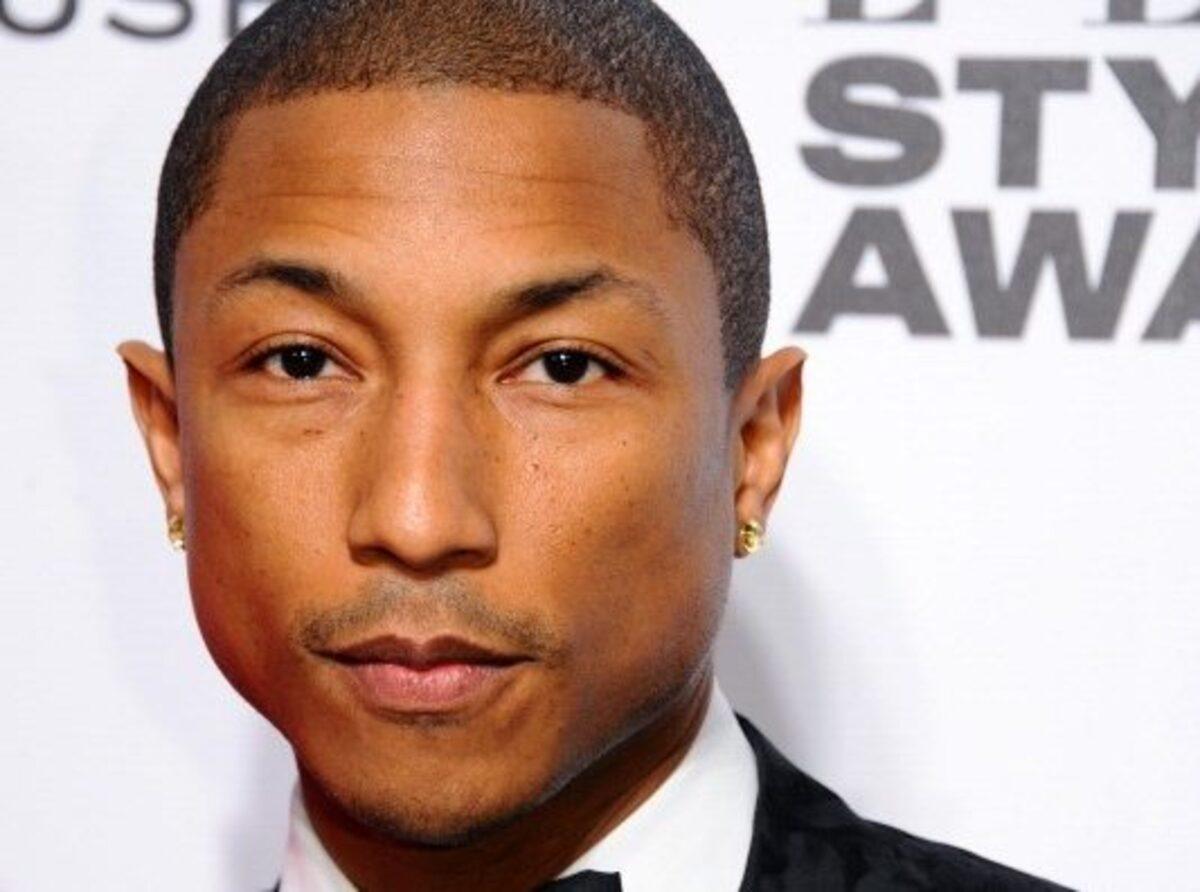 Pharrell Williams launches skincare line, Humanrace