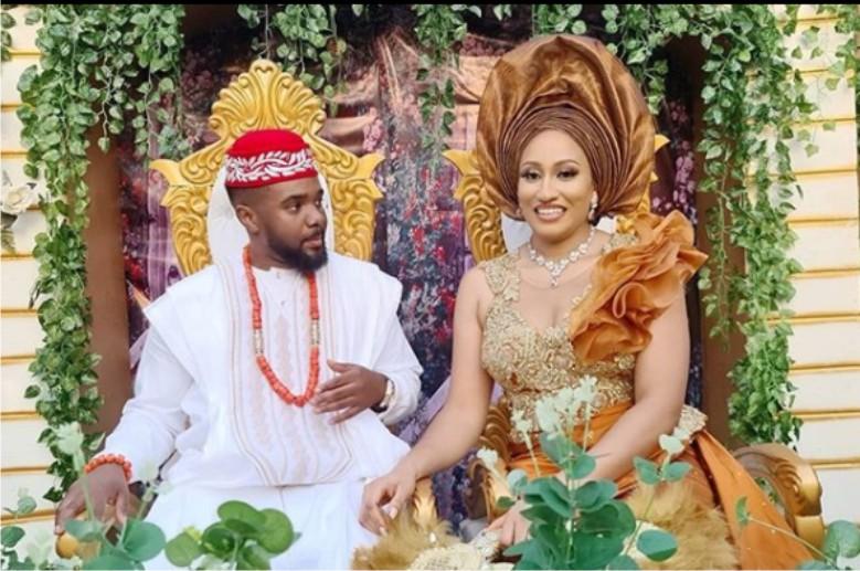 How I knew William Uchemba is my husband – Wife, Brunella Oscar