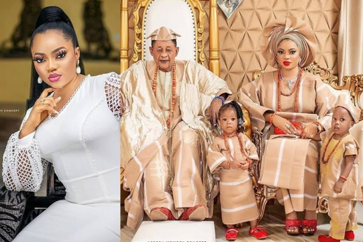 Estranged wife of Alaafin, Anu, cries out over threats to life