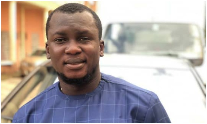 20 men in military uniform took my husband away – Wife of #Endsars protester