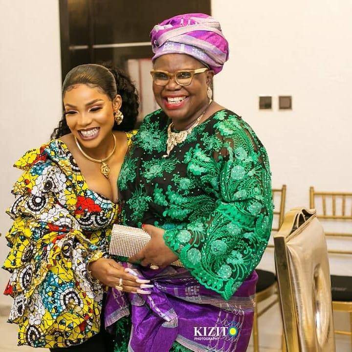 Nollywood actress, Iyabo Ojo loses mum