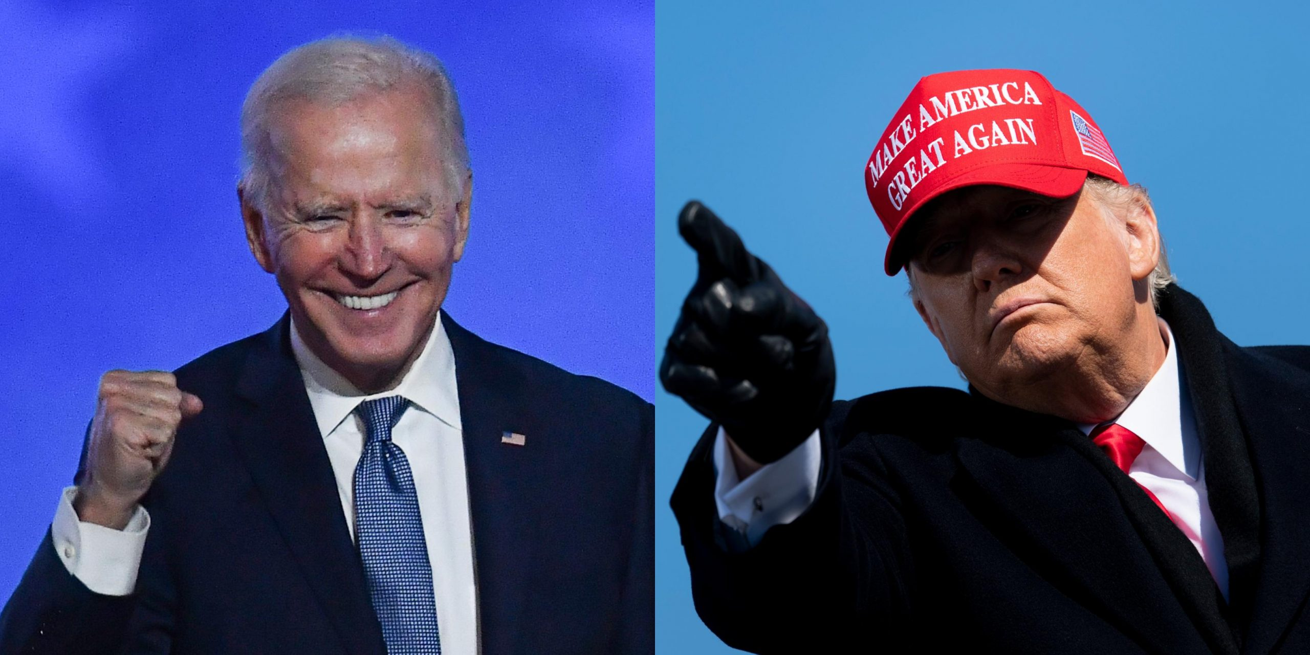 Trump says he'll leave the White House if electoral college votes Biden