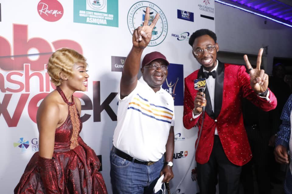 I wear 'Made-in-Aba' products – Ikpeazu says at Aba fashion week closing ceremony