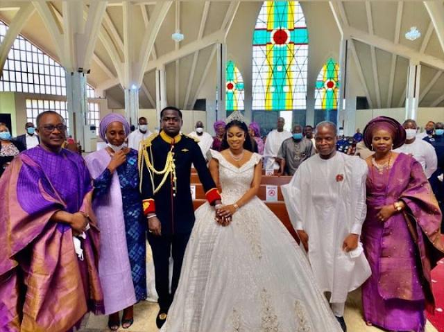 How uber driver won Lexus car at Malivelihood, Adeola Smart's wedding (Photos)