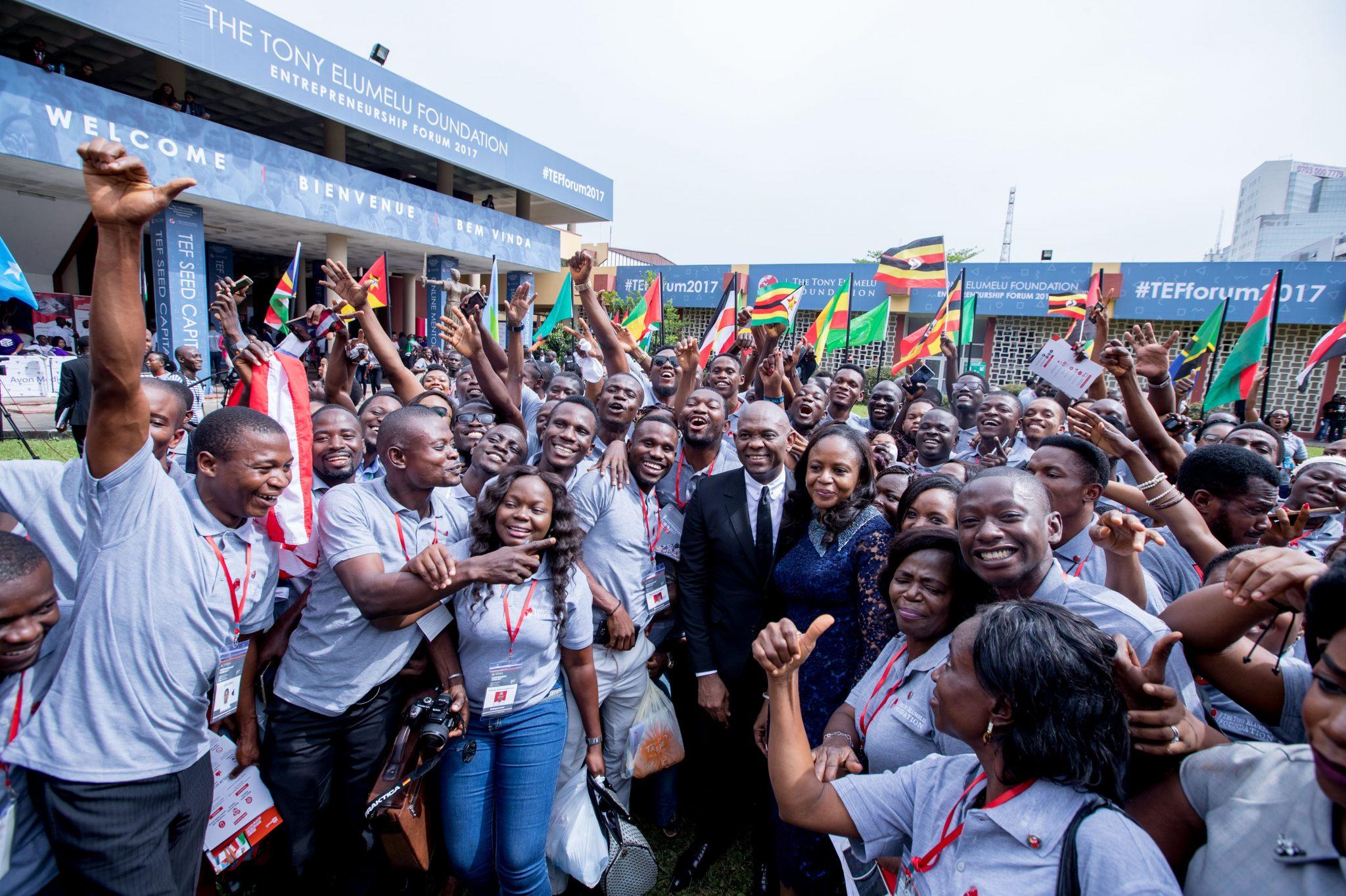 Tony Elumelu Foundation opens entry for TEF entrepreneurship programme