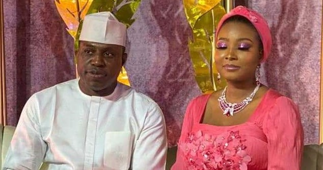 Ex-House of Representative speaker, Dimeji Bankole weds Kebbi gov's daughter