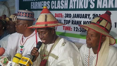We won't recognize your anti-grazing policy – Miyetti Allah tells southern governors