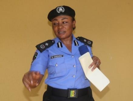 Ngozi Onadeko becomes Oyo's new commissioner of police