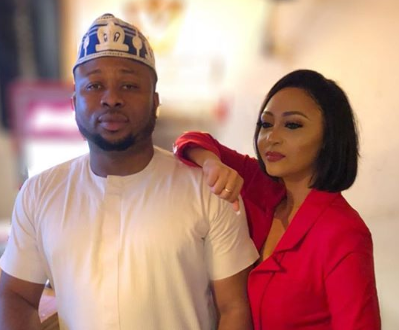 'I have been with Rosy Meurer for two years' – Tonto Dikeh's ex husband, Churchill reveals
