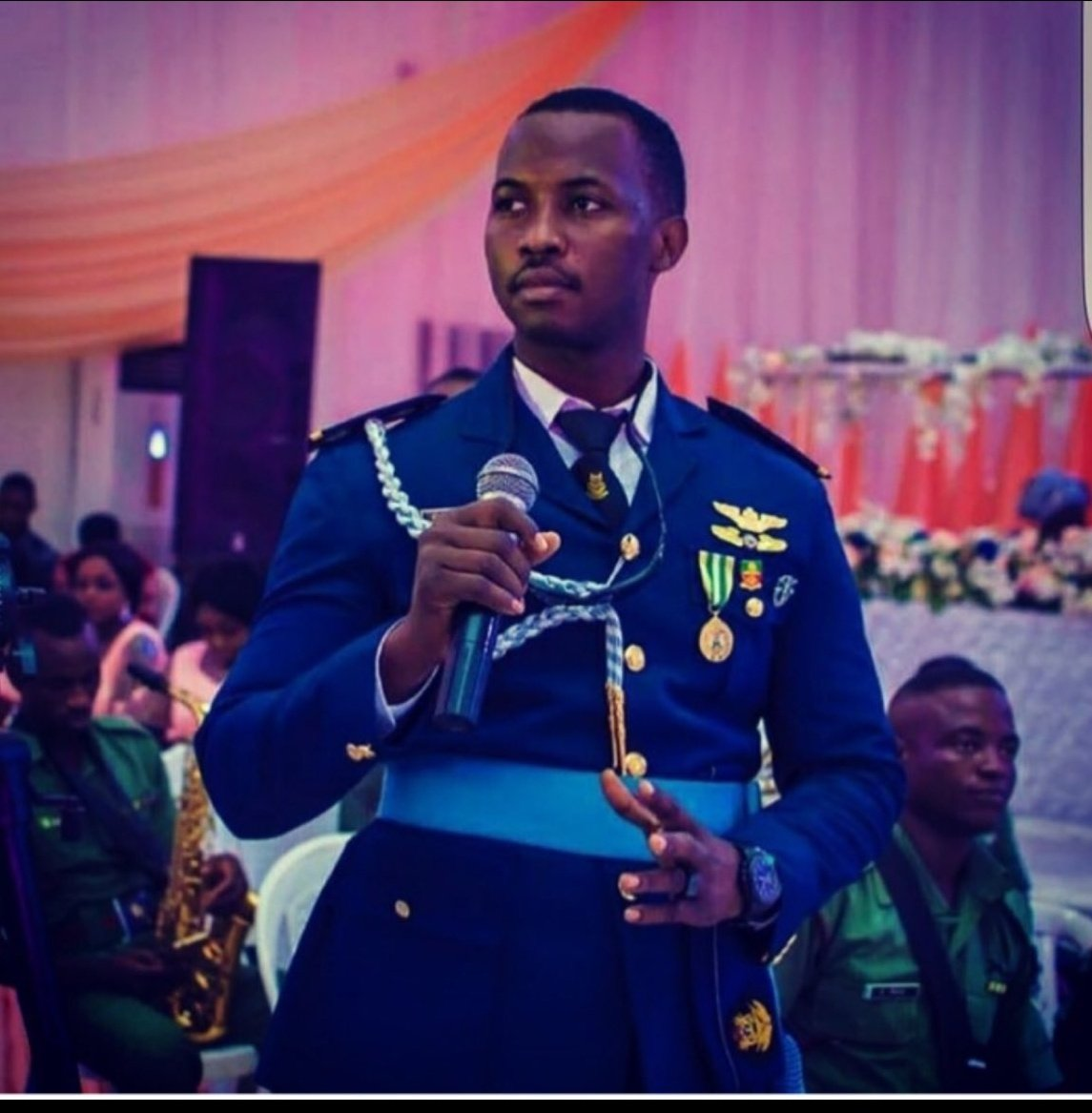 Identities of Air Force Officers killed in Abuja plane crash (Photos)