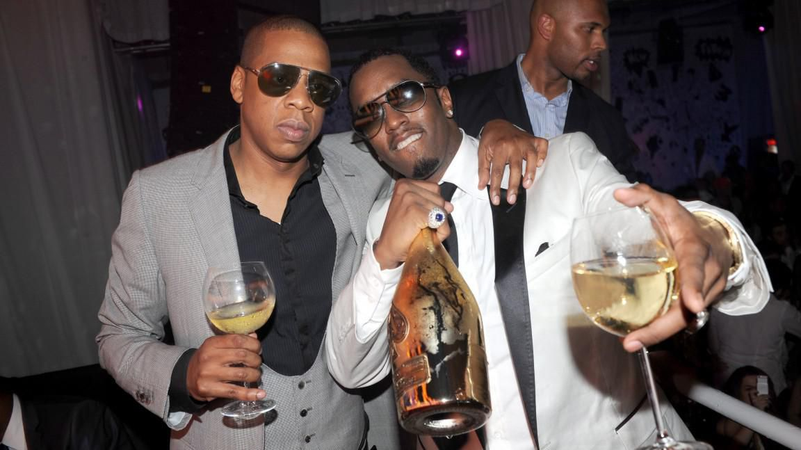 Jay Z sells 50% percent of his champagne brand to luxury brand, LVMH