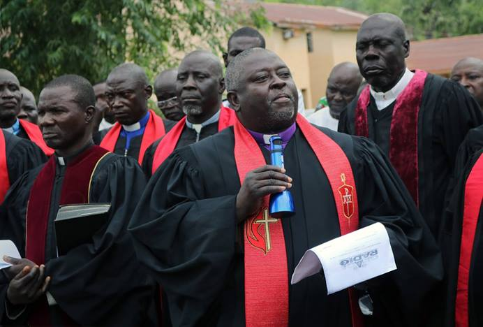 Nigeria church threatens breakup from global body over gay marriage