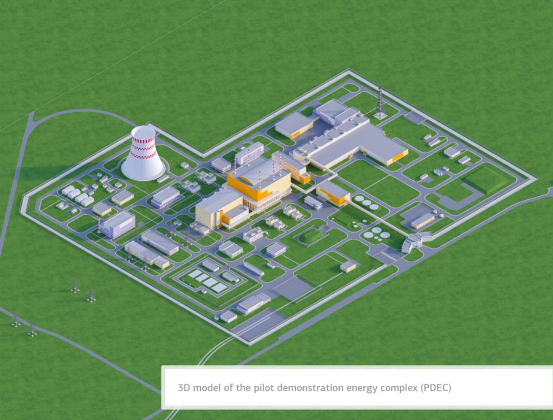 Rosatom signs deal to manufacture unique equipment for Project BREST-OD-300 nuclear power unit