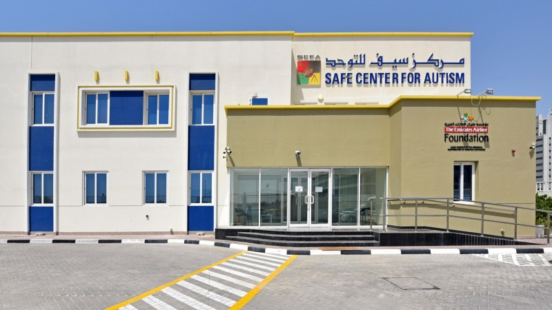 Teaching, healing, connecting as Emirates supports Autism with new centre
