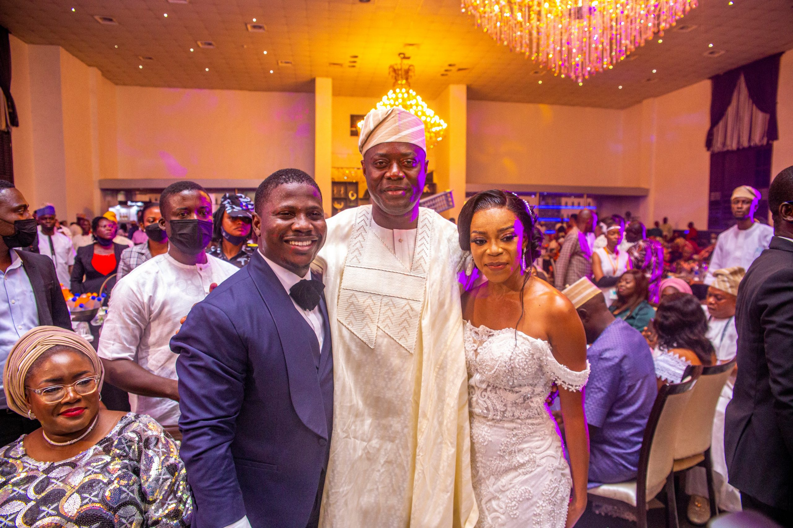 Oyo State youngest commissioner, Seun Fakorede leaves single club