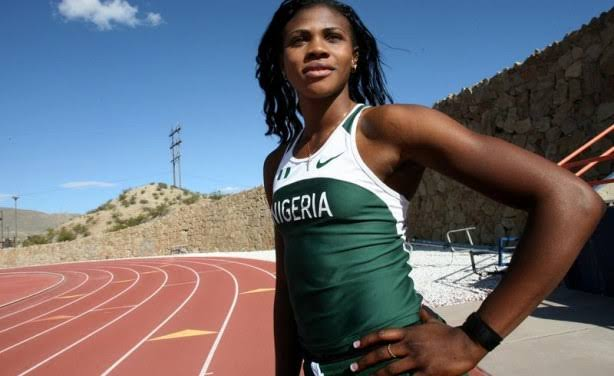 Blessing Okagbare suspended from Tokyo Olympics for failing drug test