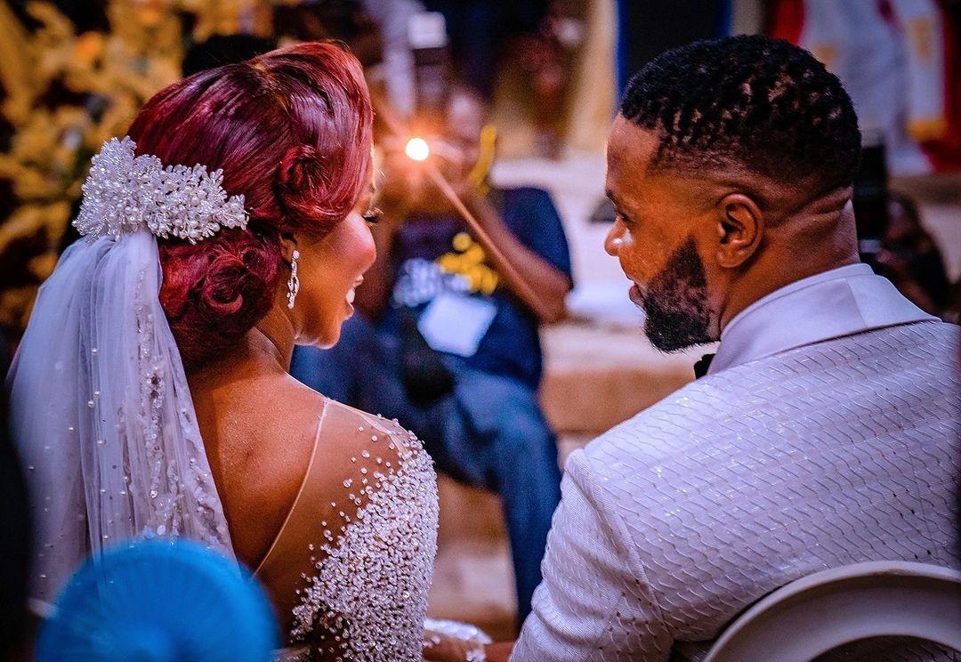 VIPs grace wedding of Gbenga Daniel's daughter (Photos)
