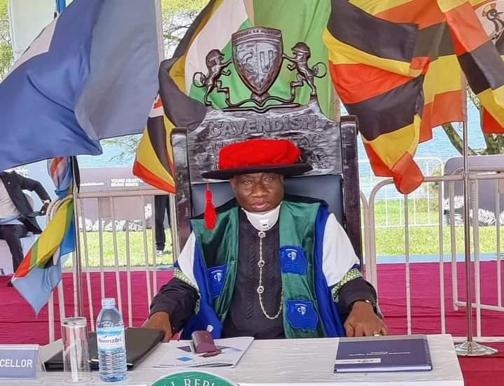 Ex-president Goodluck Jonathan emerges university Chancellor in Uganda