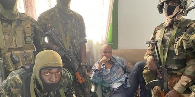 Fear of military coup hits Guinea as president Conde is arrested