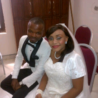 Wife of Wazobia FM OAP, Nedu, accusses him of domestic violence (Photos)
