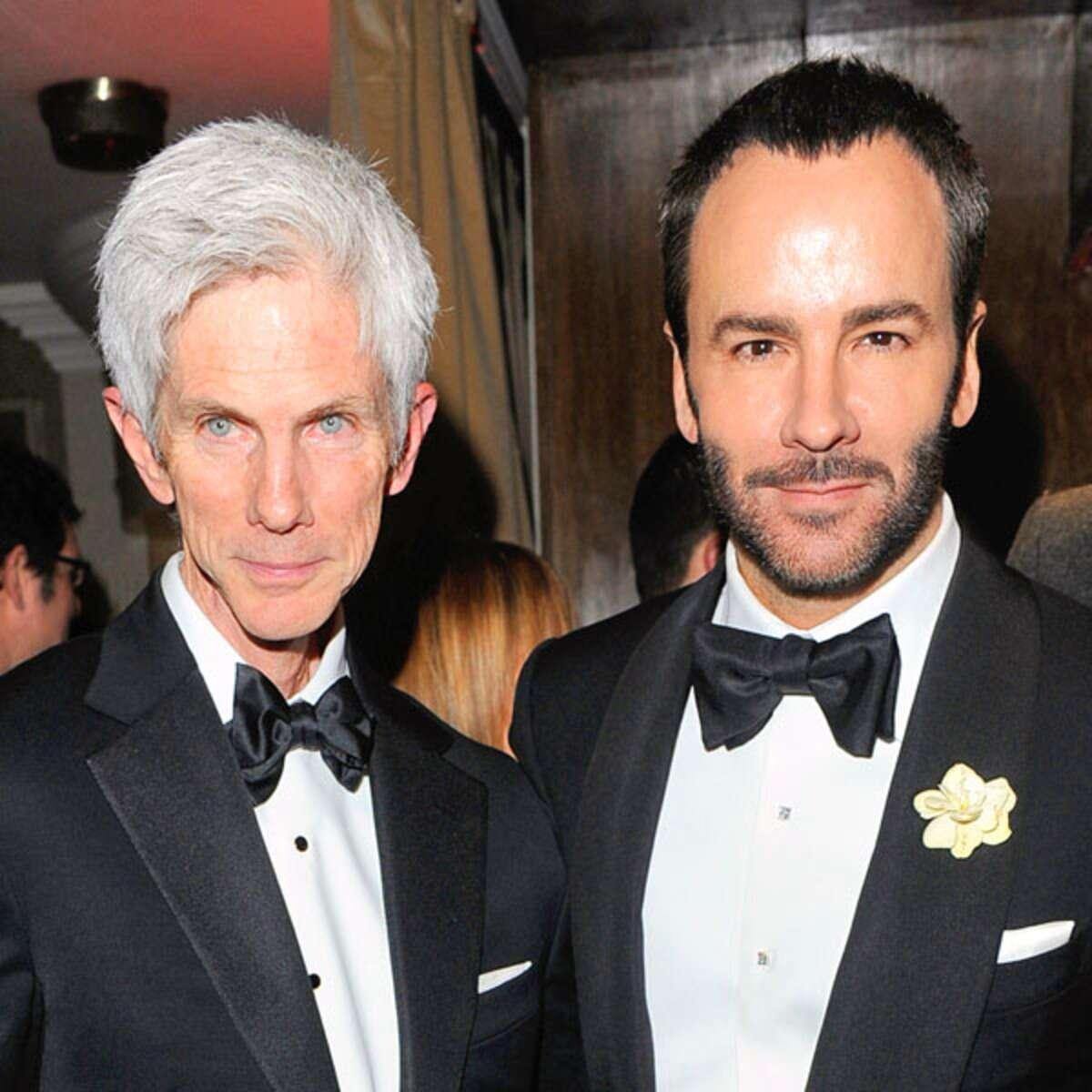 Tom Ford's husband, fashion journalist, Richard Buckley dies at 72