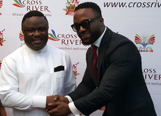 Singer, Iyanya snags political appointment with Ayade