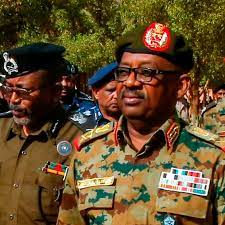 Sudan authorities foil coup attempt, arrest top military officers
