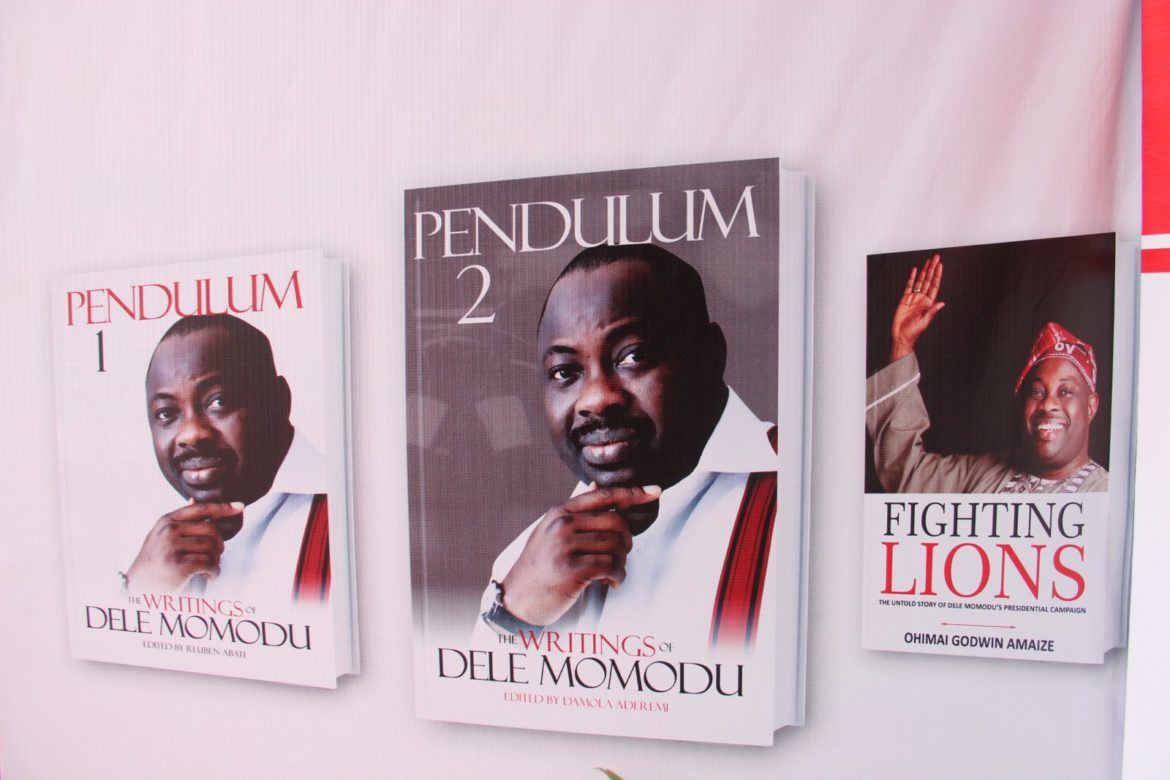 Dele Momodu launches 3 books in honour of late MKO Abiola