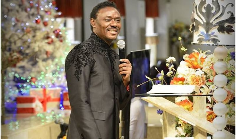 """""""The wizard of Endor has been consumed by divine indignation,"""" Chris Okotie writes following TB Joshua's death"""