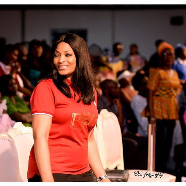 Ituah Ighodalo holds remembrance service for late wife, Ibidunni