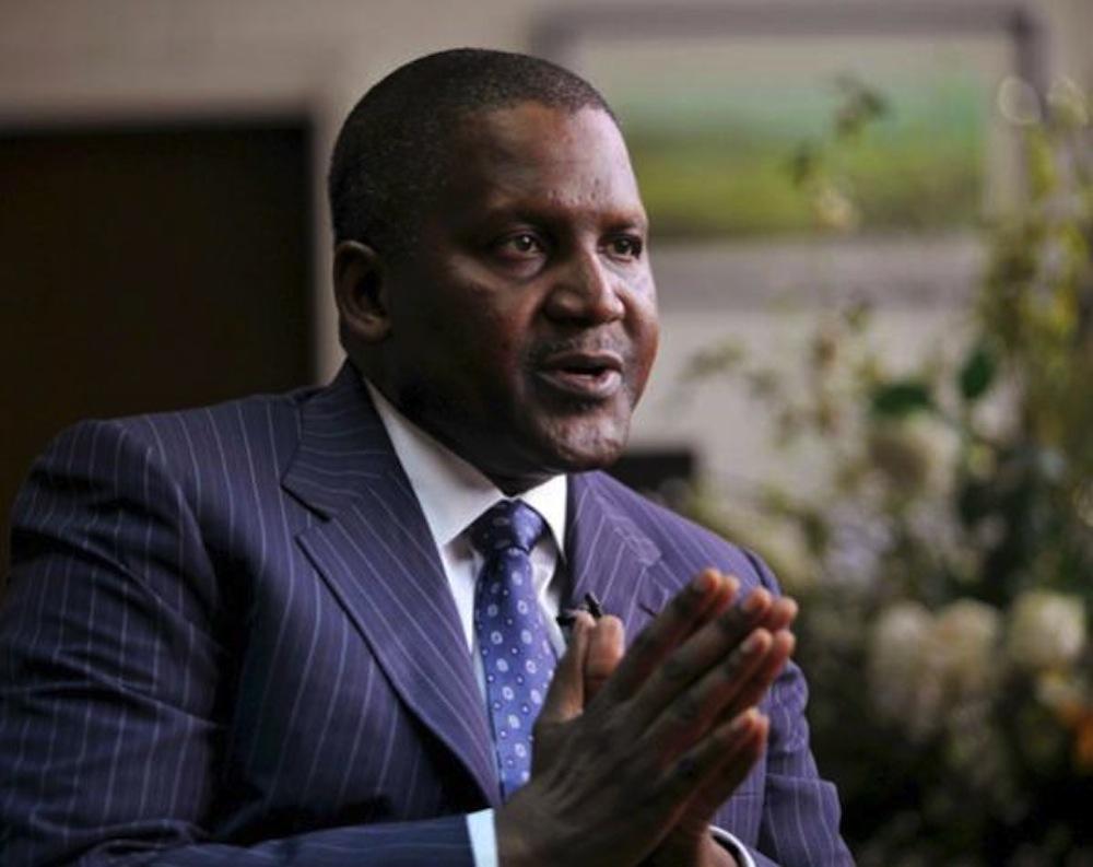 New WEF African global leaders to get Aliko Dangote Fellowship
