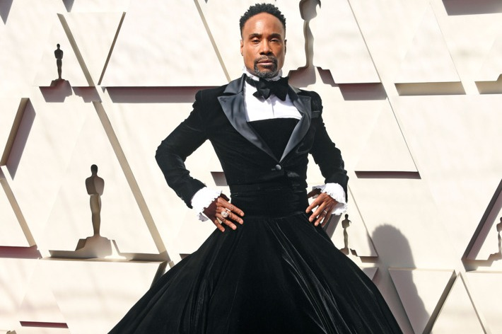 Men who took their best fashion shot at the Oscars 2019