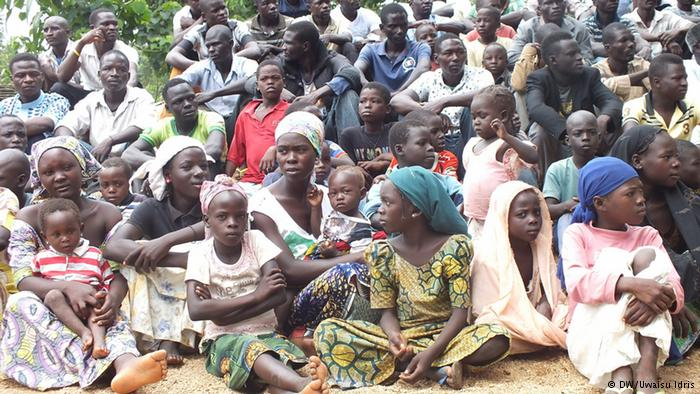 Protesting IDPs in Maiduguri tear gassed by police