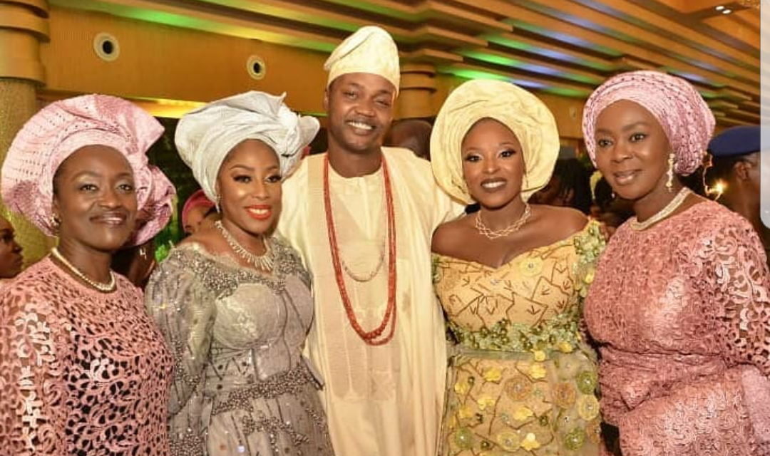 Mo Abudu serenades high society for daughter's traditional wedding + all the wedding pics