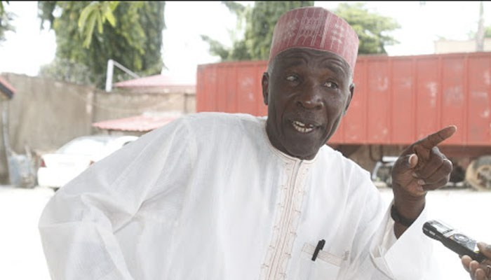 Galadima berates northern governors, says Buhari's regime setting stage for revolution